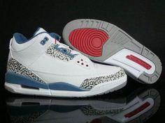 wholesale dealer 3f2eb 69c33 Air Jordan III (3)-001 Basketball Sneakers, Jordans Sneakers, Nike Air