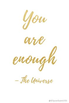 Yes you are! Believe it, LOVE! #you #positive #mindset #growth #inspirational