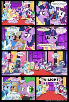 A Princess' Tears - Part 5 by MLP-Silver-Quill on deviantART