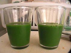 Los jugos curativos para desintoxicar el organismo