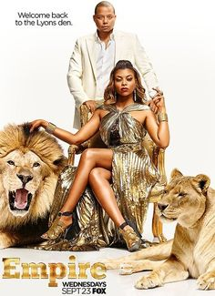 Empire TV Show Promo Flyer – Poster Terrence Howard Taraji Henson Lyons Empire 2015, Serie Empire, Empire Cast, Empire Fox, Empire State, Movies And Series, Movies And Tv Shows, Tv Series, Drama Series