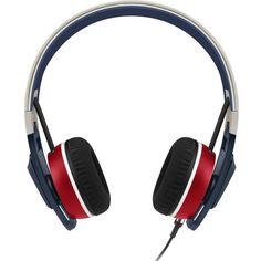 SENNHEISER Urbanite on-ear headphones ($130) ❤ liked on Polyvore featuring accessories, tech accessories, samsung galaxy headphones, urban headphones, sennheiser headphones and sennheiser