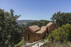 Rural Tourism Cabin, Parafita, Montalegre, Portugal by Nuno Flores + Sofia Neves.  www.mydentaltourism.com