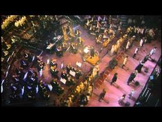 "Les Mis (10th Anniversary Concert) | ""One Day More."" Colm Wilkinson, Michael Ball, Judy Kuhn, Lea Salonga, Michael Maguire, Philip Quast, Jenny Galloway, Alun Armstrong, Adam Searles, full company + choir, The Royal Philharmonic Orchestra conducted by David Charles Abell. London's Royal Albert Hall, 8th Oct 1995."