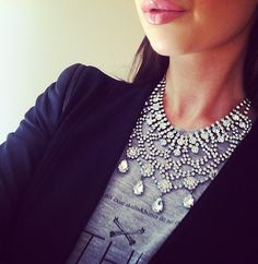 Bling and Blazer