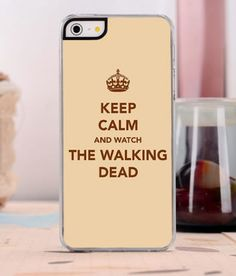 The Walking Dead Luxury Phone Case For iPhone Series The Walker Store    http://thewalkerstore.com/the-walking-dead-luxury-phone-case/