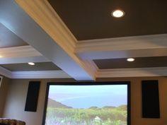 basement ceiling ideas | Basement Ceiling Ideas From Cove to Fiber Optic Embedded | Home Tree ...