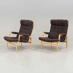 bruno mathsson armchair, dux.