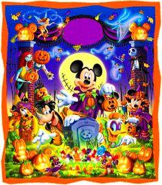Disney Halloween - In honor of Halloween Time at Disneyland Park