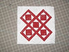 Nearly Insane Quilts: Block 23