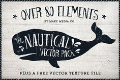 The Nautical Vector Pack