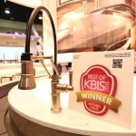 Best of KBIS 2015, Best of Kitchen: Gold, Brizo, Articulating Faucet
