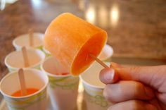 Jello Popsicles Recipe on Yummly