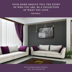 Best Interior Design, Interior Design Services, Nate Berkus, Sofa, Couch, Office Interiors, Service Design, Sweet Home, Keynote