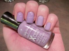 I actually have this color...wonderful for spring & holds up better than other polishes like opi or china glaze