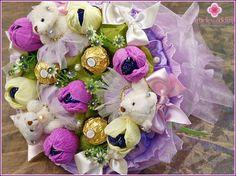 キャンディーブーケを作りたいなって思ったことはありませんか?花嫁さんのブーケトスやプチギフトに使われたりホームパーティーを盛り上げたりと、人気のお菓子の花束です。手作りのキャンディーブーケでハッピーを分かち合いましょう。