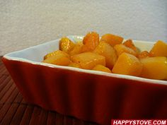 Pumpkin Dadolata (Stir Fried Diced Pumpkin) is a tremendous idea for a quick and easy pumpkin starter or side dish. Ideal for your Halloween party, Thanksgiving luncheon or family autumn dinner!
