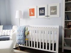 Small nursery setup
