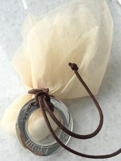 Baptism/wedding bomboniere 20pcs-silver ring wedding/christening favours-baptism favours-with ribbon in the color you choose