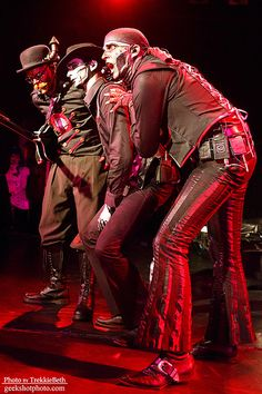 Steam Powered Giraffe by trekkiebeth