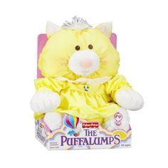 Puffalump Kitten. I miss mine from childhood! :)