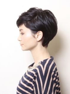 ▷ 1001 + Ideas for brown hair with blonde reflexes or balayage Short Thin Hair, Short Brown Hair, Short Hair With Layers, Brown Blonde Hair, Short Hair Cuts, Girls Short Haircuts, Short Hairstyles For Women, Pretty Hairstyles, Shot Hair Styles