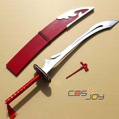 Dramatical Murder (DMMD) Koujaku's Sword PVC Replica Cosplay Prop