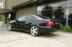 W208 CLK AMG classic Mercedes style. Fasten your seatbelts!