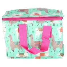 These novelty insulated lunch bags are ideal for school, work and on the go. It features a zipper that zips along 3 sides of the bag for easy access. The insulated interior will help keep your food cool. This bag folds flat for easy storage in a backpack, desk drawer and more.