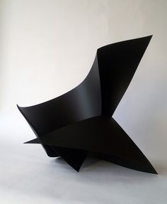 """Not sure if this fits with the rest of Cadillac imagery, but after doing my form studies, maybe it does!  Saatchi Online Artist Eddie Roberts; Sculpture, """"Focus XII"""" #art"""