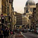 Happy Ride - Minicab from Islington to Fleet Street