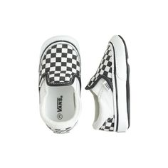 Baby Vans checkerboard slip-on sneakers at J.Crew. <----- YASSSSS