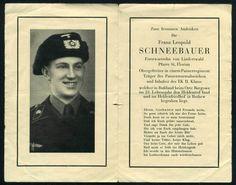 orig. WK2 STERBEBILD - DEATH CARD - TK PANZER REGT. - TOP PHOTO - RSCHEW 1942