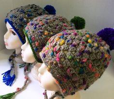Kids Hats, Winter Hats, Beanie, Fashion, Moda, Hats For Kids, Fashion Styles, Beanies, Fashion Illustrations