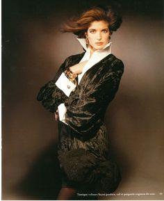 Stephanie Seymour, Fashion Photo, Christian Dior, Supermodels, Beautiful Women, People, Photography, Beauty, Tops