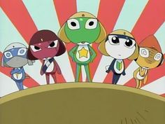 The A.R.M.P.I.T. Platoon (Sgt. Frog)