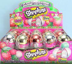 Shopkin World: NEW Shopkins Christmas Ornaments EXCLUSIVE Season ...