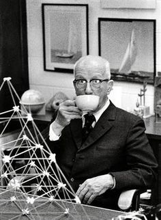Buckminster Fuller  Here is God's purpose - for God, to me, it seems, is a verb not a noun, proper or improper.