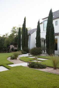 traditional meets modern spin gardens