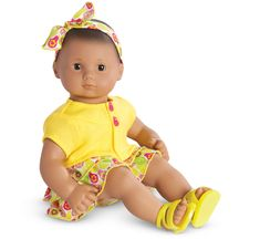Fruity Fun Outfit for Dolls