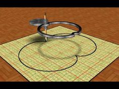Mathematical devices - 72 videos of mechanisms drawing all sorts of lines and curves