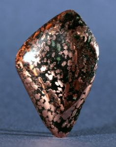 OLD STOCK NATIVE PURE COPPER w/MALACHITE