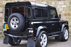 2012 #LandRover Defender by #Bespoke