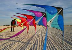 The Outer Banks is one of the top 10 places to fly a kite! Be sure to fly with us soon at Kitty Hawk Kites!
