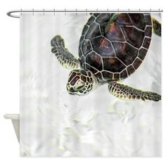 Artistic Shower Curtain
