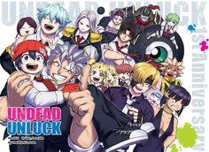 Undead Unluck's Autumn Arc: Emotional, Trascendental, Uneven – OTAQUEST Manga Illustrations, Assassins Creed, Otaku, Magic, Autumn, Anime, Character, Art, Art Background
