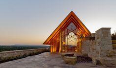 Chapel at Rio Roca Ranch / Maurice Jennings   Walter Jennings Architects