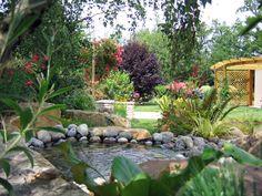 bahçe dekorasyon fikirleri 9