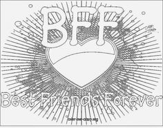 free online bff coloring page for teenagers  coloring