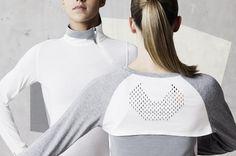 ナイキ×ヨハンナ・シュナイダー、モジュール単位で機能を取り入れるスポーツウエア 5枚目の写真・画像